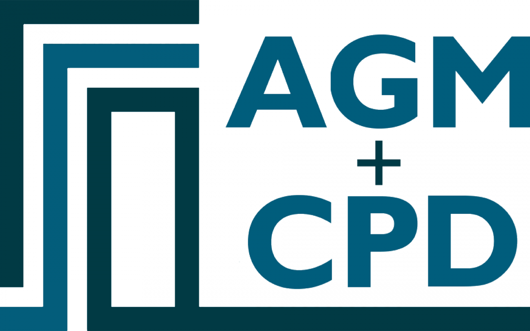 2019 AGM + Half Day CPD
