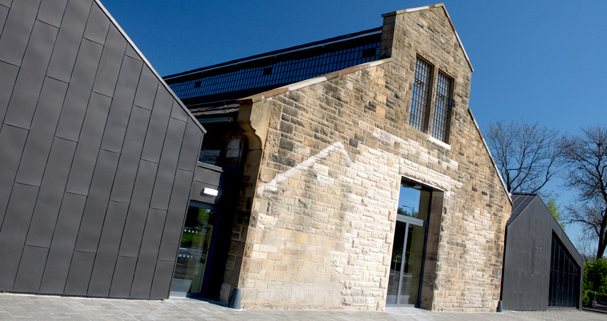 The Stirling Society of Architects - Evening CPD: Visit of the Engine Shed, Stirling + talk on the services offered by Historic Environment Scotland – Thursday 27 September 2018
