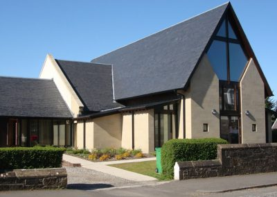 Find an architect, The Stirling Society of Architects - James F Stephen Architects