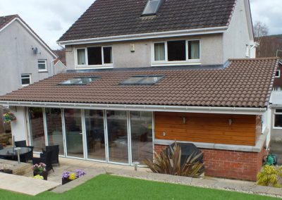 Family Room Extension to Dwelling House, Dunblane