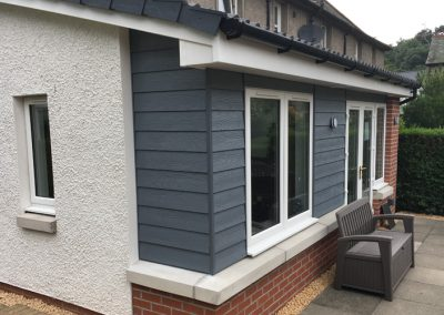 Family Room Extension to Dwelling House, Stirling