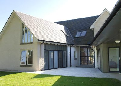 Find an architect, The Stirling Society of Architects - Machin Dunn & MacFarlane Ltd